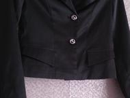 продажа Жакет из плотного атласа, раз 36, 38, для девочки 11-14 лет, Нижний Тагил - Детская одежда