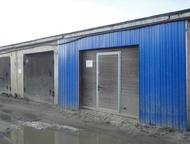 Продам гараж Гараж в ГСК Вольво, север, свет, тепло, яма, роль-ставни, Новый Уренгой - Гаражи, стоянки
