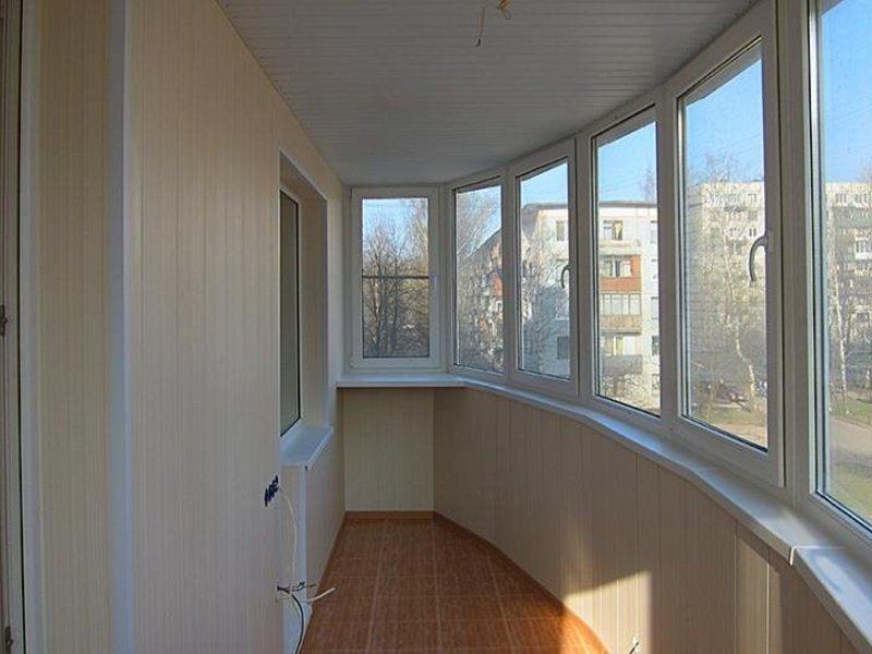 Окна на балкон орел