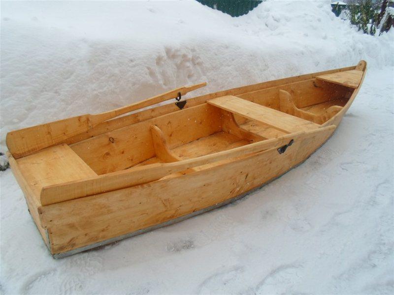 лодка деревянная с веслами цена