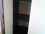 Прокопьевск: шкаф для одежды шкаф для хранения одежды, 2 отдела, 2 ящика, современный и в хорошем состоянии. Продам срочно
