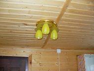 Рязань: Загородный домик в 30 км от г, Рязани 2-этажный дом для загородного отдыха 50 кв. м (каркасно-щитовой), крыша - металлочерепица, на участке 20 соток н