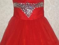 платье на выпускной или на свадьбу для выпускного бала или на свадебный вечер, в отличном состоянии, Саратов - Женская одежда
