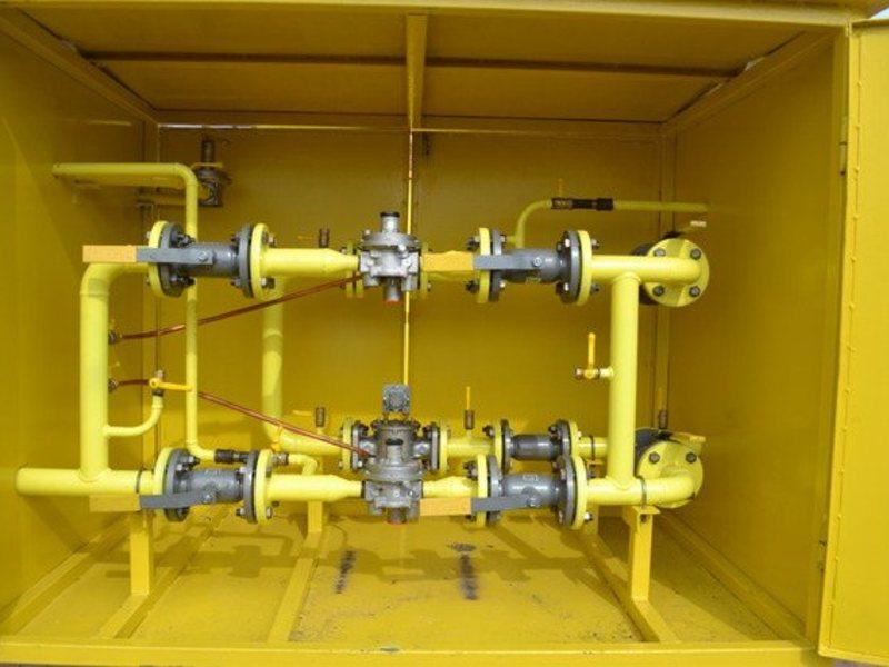газорегуляторной установки