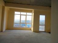Сочи: Квартира в Адлере Продается квартира от собственника, с чистовой отделкой, из окон панорамный вид на море, установлены приборы учета на все коммуникац