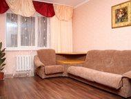 Сдается комната в двухкомнатной квартире по адресу 60 лет Октября 21 Сдам комнату в элитном доме в двухкомнатной квартире. Рядом с домом остановка, ма, Нижневартовск - Снять жилье