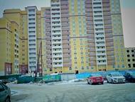 Тюмень: Продам 1 ком готовую квартиру 42 кв, м Продам 1 ком готовую квартиру 42 кв. м. на Мельникайте , 138а 4 эт. за 2350т. р. ЖК Солнечный город. сдача май