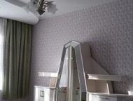 Тобольск: Сдается 2-х комнатная квартира по адресу Рощинский переулок 60 На длительный срок сдаётся 2-комнатная квартира в 5-этажном кирпичном доме, квартира тё