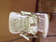 Продаю кресло Раскладной кресло столик для кормления ребенка. В отличном состоянии., Тольятти - Детская мебель