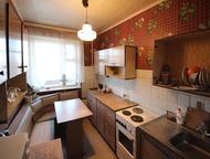 3-х комн, кв на Промышленной 89 Хороший вариант для большой семьи в спокойном районе    •4-й этаж из 9-ти   •Квартира в панельном доме в Засвияжье  , Ульяновск - Продажа квартир