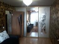 Квартира в Киндяковке Продам однокомнатную квартиру в Киндяковке по улице Хрустальная, дом 7. Этаж 3/5, кирпичная хрущевка, 32/17/6. Сделан шикарный е, Ульяновск - Продажа квартир