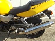 Владивосток: Honda VTR 1000 Firestorm Модель  Honda VTR 1000  Год  1999  Объём двигателя  1 000 куб. см.   Двигатель  4х тактный  Документы  Есть ПТС  Пробег по РФ