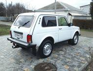 Волгоград: Продам Lada 4*4 (нива) В хорошем состоянии, имеется трещина на лобовом стекле, но есть стекло на замену.   Не битая, салон ткань.