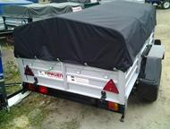 Волгоград: КРД 100 МодельКРД-050100  Рессорно-амортизаторная подвеска.   Рессора усиленная (8-ми листовая) РУ-8  Ступица стальная под колёса автомобиля «Жигули»