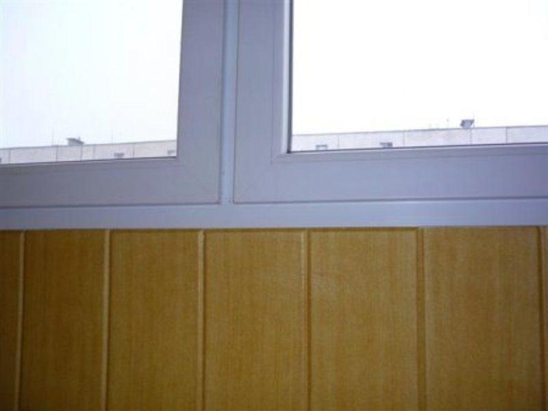 Ремонт на балконе своими руками. термоконнект.